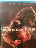 Predators Grace Brody Trejo Fishburne Blu Ray 3 Disc Set DVD + Digital Copy