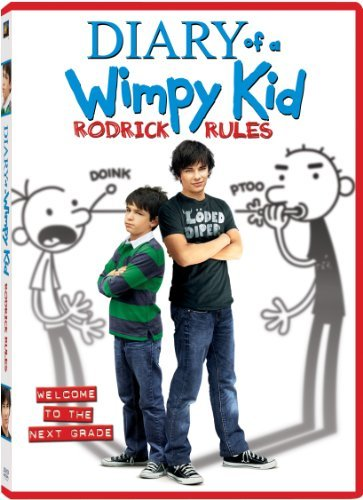 Diary Of A Wimpy Kid Rodrick Rules Gordon Bostick DVD Pg