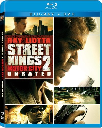 Street Kings 2 Motor City Liotta Ray Blu Ray Ws Ur