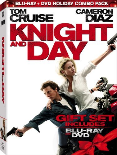Knight & Day Cruise Diaz Ws Blu Ray Back To Back Pg13 Incl. DVD