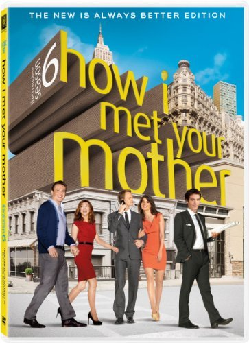 How I Met Your Mother Season 6 DVD Nr