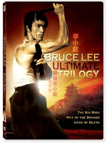 Ultimate Trilogy Lee Bruce Ws R 3 DVD