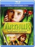 Arthur & The Invisibles 2 & 3 Arthur & The Invisibles 2 & 3 Blu Ray Ws Pg