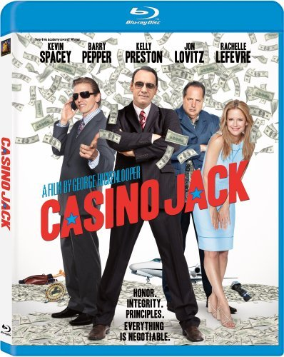 Casino Jack Spacey Pepper Lovitz Blu Ray Ws R