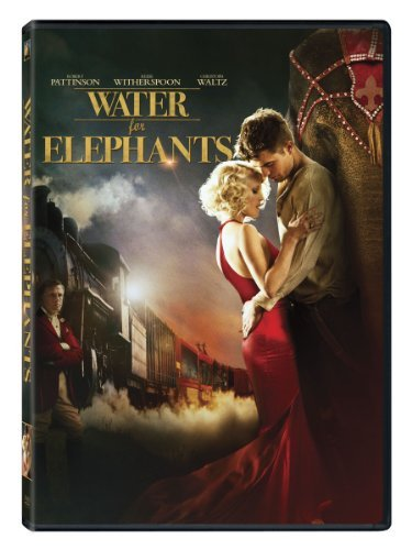 Water For Elephants Witherspoon Waltz Pattinson Ws Pg13