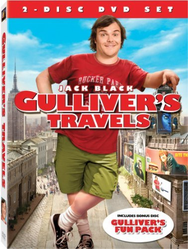 Gulliver's Travels Black DVD Pg