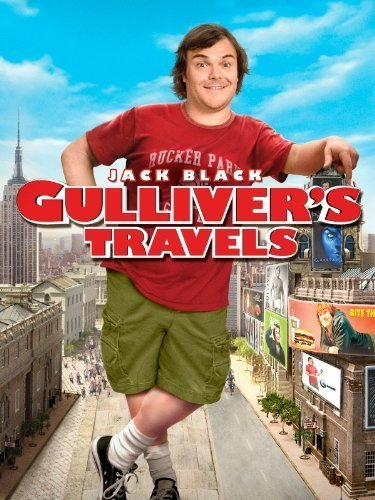 Gulliver's Travels Black