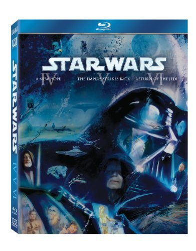 Star Wars Trilogy Episodes 4 6 Blu Ray Ws Pg