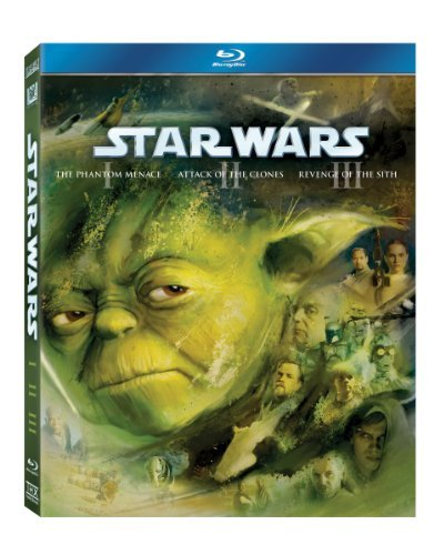 Star Wars Trilogy Episodes 1 3 Blu Ray Ws Pg13