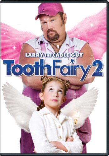 Tooth Fairy 2 Larry The Cable Guy Ws Pg