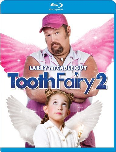 Tooth Fairy 2 Larry The Cable Guy Blu Ray Ws Pg