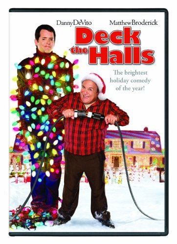Deck The Halls Broderick Devito Blu Ray Ws Pg