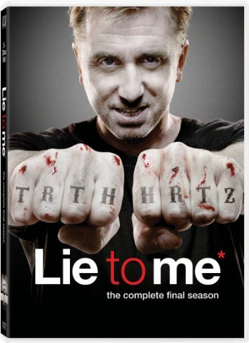 Lie To Me Lie To Me Season 3 Ws Nr 4 DVD