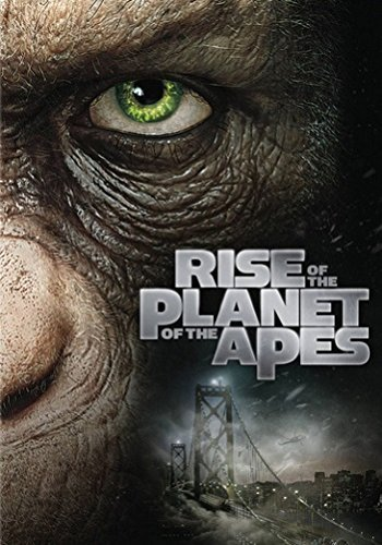 Planet Of The Apes Rise Of The Planet Of The Apes Serkis Franco DVD Pg13 Ws