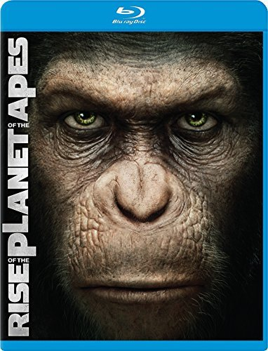 Planet Of The Apes Rise Of The Planet Of The Apes Serkis Franco Blu Ray Dc Pg13 Ws