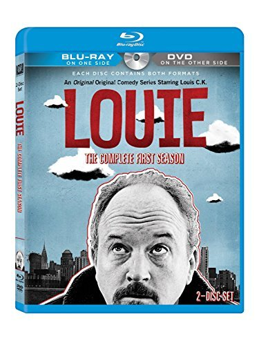 Louie Season 1 Ws Blu Ray Nr Incl. DVD