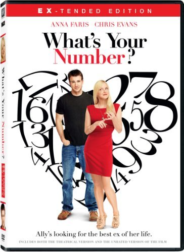 What's Your Number? Faris Evans Ws R