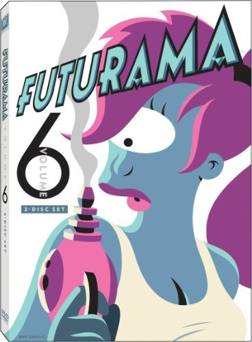 Futurama Futurama Vol. 6 Ws Volume 6