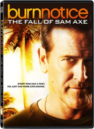Burn Notice Fall Of Sam Axe DVD Tv14