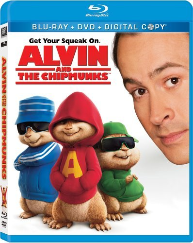 Alvin & The Chipminks Alvin & The Chipmunks Blu Ray Ws Pg Incl. DVD Dc