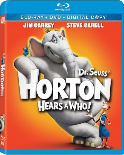 Horton Hears A Who Horton Hears A Who Blu Ray Ws G Incl. DVD Dc