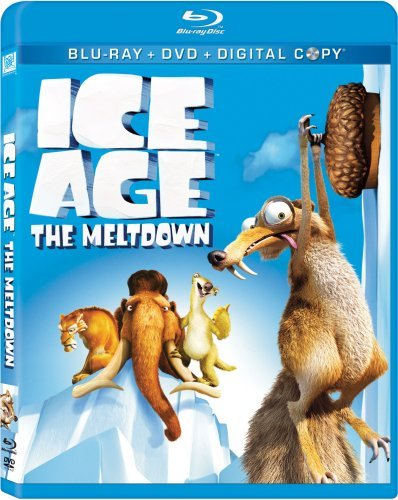 Ice Age The Meltdown Ice Age The Meltdown Blu Ray Ws Pg Incl. DVD Dc