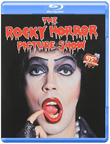 Rocky Horror Picture Show Curry Bostwick Sarandon Blu Ray Pg13 Ws