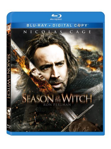 Season Of The Witch (2011) Cage Perlman Blu Ray Ws Pg13