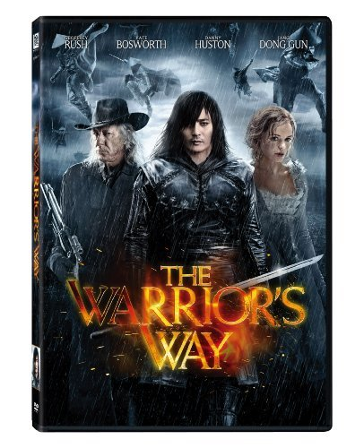Warrior's Way Rush Bosworth Huston Ws Incl. Digital Copy R
