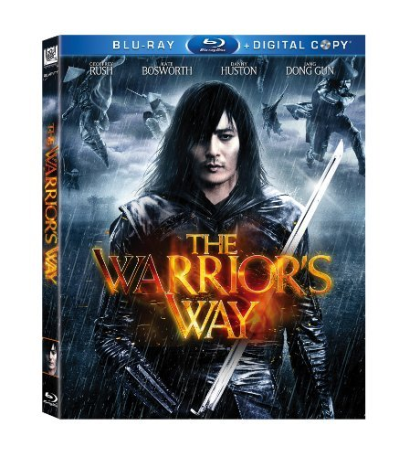 Warrior's Way Rush Bosworth Huston Blu Ray Ws R