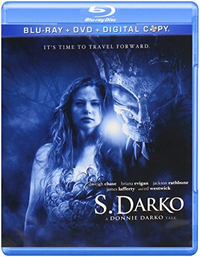 S Darko Donnie Darko Tale Chase Westwick Rathbone Blu Ray Ws R Incl. DVD