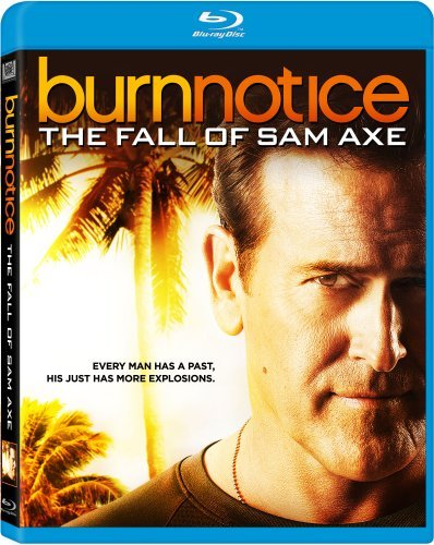 Burn Notice Burn Notice The Fall Of Sam Ax Blu Ray Ws Tv14