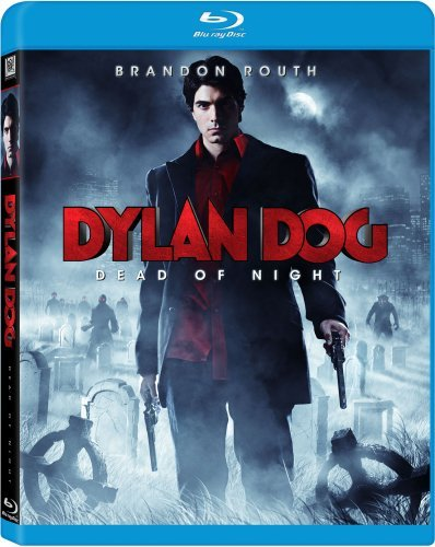 Dylan Dog Dead Of Night Routh Brandon Blu Ray Ws Pg13