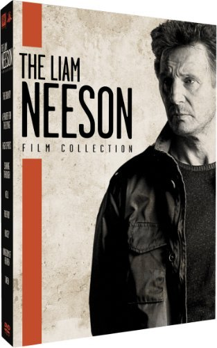 Liam Neeson Film Collection Neeson Liam Ws Nr 10 DVD