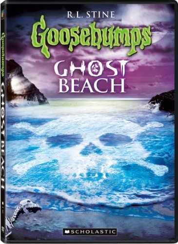 Goosebumps Ghost Beach DVD