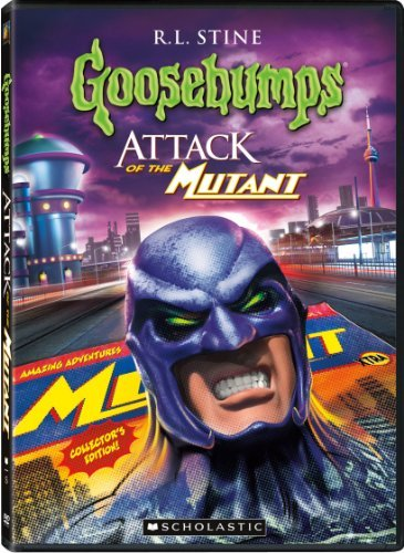 Goosebumps Attack Of The Mutant DVD