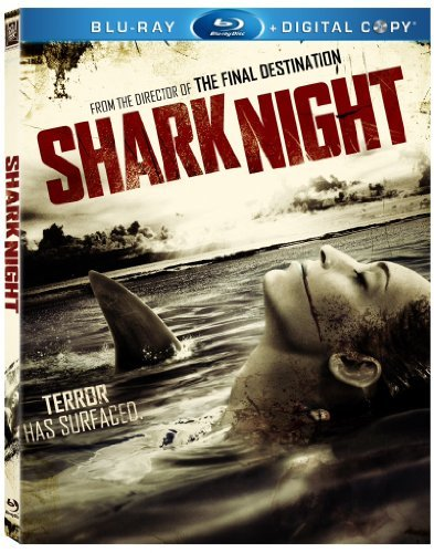 Shark Night Shark Night Blu Ray Ws Pg13 Incl. Dc