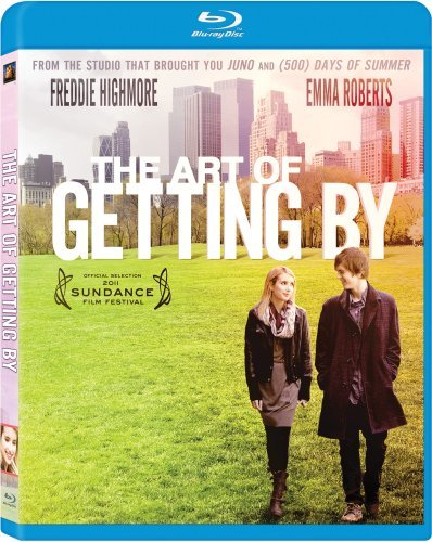Art Of Getting By Highmore Roberts Blu Ray Ws Pg13