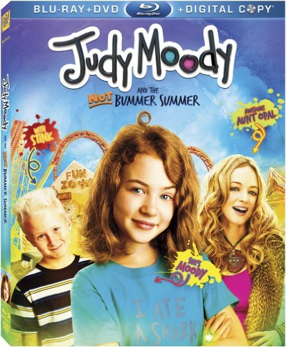 Judy Moody & The Not Bummer Su Graham Heather Blu Ray Ws Pg Incl. DVD Dc