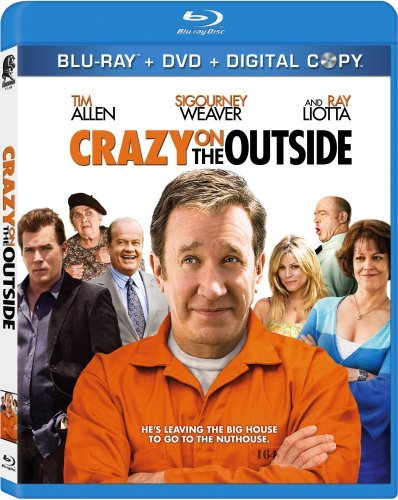 Crazy On The Outside Allen Weaver Liotta Blu Ray Ws Pg13