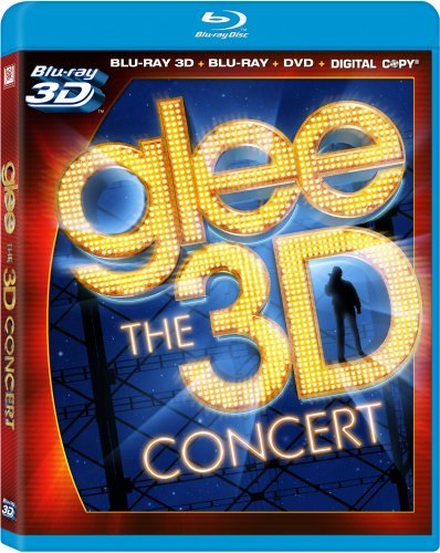 Glee The Concert Movie 3d 2d Glee The Concert Movie 3d 2d Ws Blu Ray Nr Incl. DVD & Digital Copy