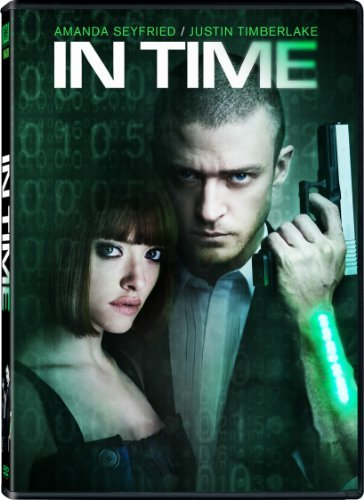In Time Timberlake Seyfried Murphy DVD Pg13