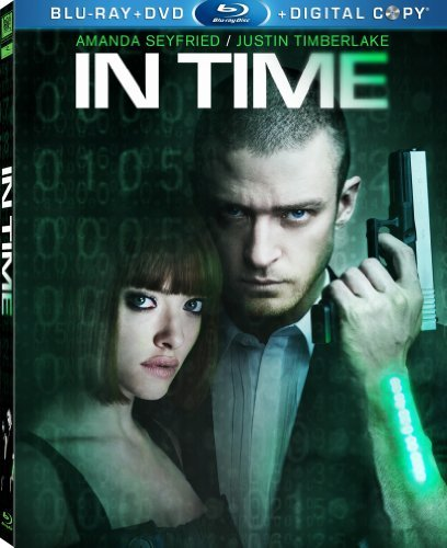 In Time Timberlake Seyfried Murphy Blu Ray Ws Pg13
