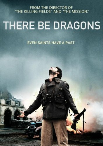 There Be Dragons Scott Cox Bentley Blu Ray Ws Pg13