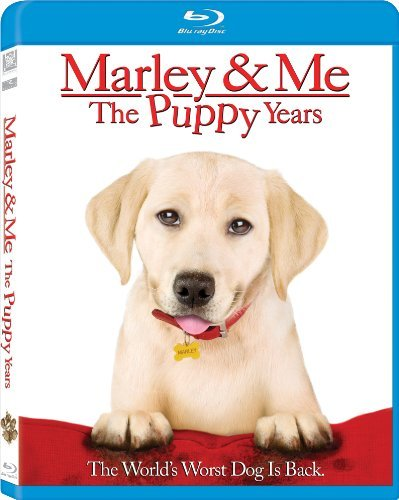 Marley & Me The Puppy Years Marley & Me The Puppy Years Blu Ray Ws Pg