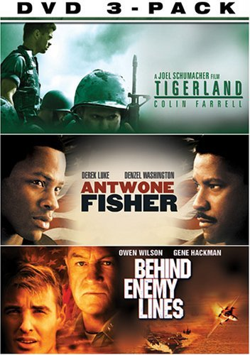 Behind Enemy Lines Antwone Fis Soldiers Pack Ws R 3 DVD