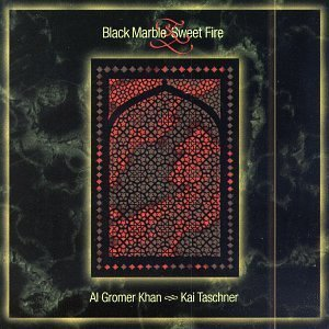 Khan Taschner Black Marble & Sweet Fire