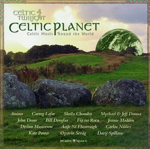Celtic Twilight Vol. 4 Celtic Planet Anuna Lafar Chandra Danna Celtic Twilight