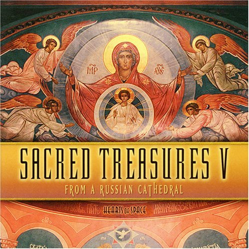 Sacred Treasures From A Russian Cathedrals Various Various