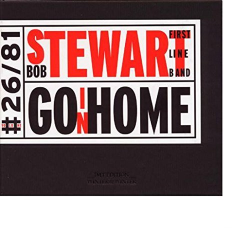 Bob First Line Band Stewart Goin' Home Incl. Booklet